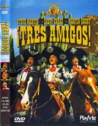 DVD TRES AMIGOS - STEVE MARTIN