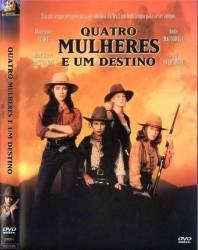 DVD QUATRO MULHERES E UM DESTINO
