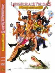 DVD LOUCADEMIA DE POLICIA 5 - MISSAO MIAMI BEACH
