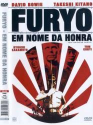 DVD FURYO - EM NOME DA HONRA