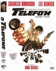 DVD TELEFONE - 1977 - CHARLES BRONSON