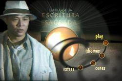 DVD EM BUSCA DA ESCRITURA SAGRADA - JET LI