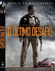 DVD O ULTIMO DESAFIO - ARNOLD SCHWARZENEGGER