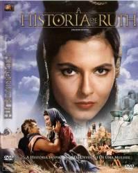 DVD A HISTORIA DE RUTH - 1960