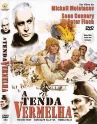 DVD A TENDA VERMELHA - GUERRA - 1969