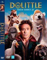 DVD DOLITTLE - ROBERT DOWNEY JR