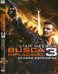 DVD BUSCA IMPLACAVEL 3 - LIAM NEESON