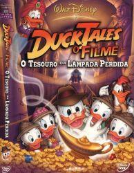 DVD DUCKTALES - O FILME - O TESOURO DA LAMPADA PERDIDA
