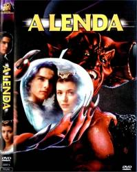 DVD A LENDA - TOM CRUISE