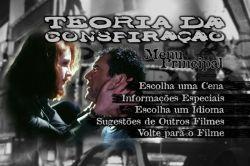 DVD TEORIA DA CONSPIRACAO - MEL GIBSON