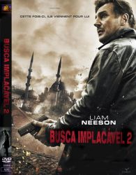 DVD BUSCA IMPLACAVEL 2 - LIAM NEESON