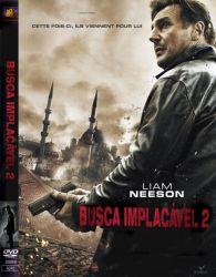 DVD BUSCA IMPLACAVEL 2 - LIAM NEESON