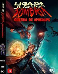 DVD LIGA DA JUSTIÇA SOMBRIA - GUERRA DE APOKOLIPS