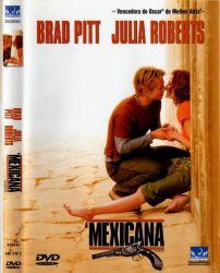 DVD A MEXICANA - BRAD PITT