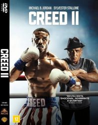 DVD CREED 2 - SYLVESTER STALLONE