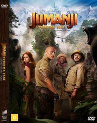 DVD JUMANJI - PROXIMA FASE - DWAYNE JOHNSON