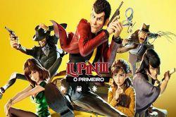 DVD LUPIN 3 - O PRIMEIRO