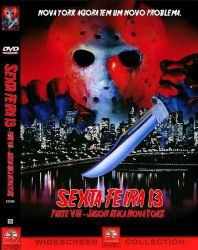 DVD SEXTA FEIRA 13 - PARTE 8 - JASON ATACA NOVA YORK