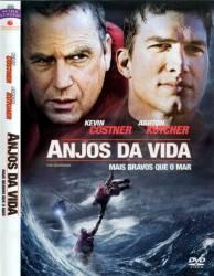 DVD ANJOS DA VIDA - MAIS BRAVOS QUE O MAR