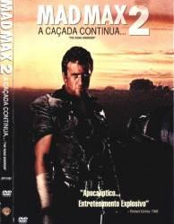 DVD MAD MAX 2 - A CAÇADA CONTINUA - DUBLADO
