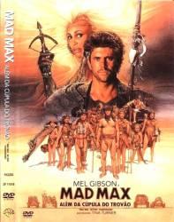 DVD MAD MAX 3 - ALEM DA CUPULA DO TROVAO