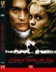 DVD A LENDA DO CAVALEIRO SEM CABEÇA - JOHNNY DEEP