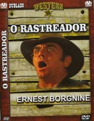 DVD O RASTREADOR - ERNEST BORGNINE - FAROESTE