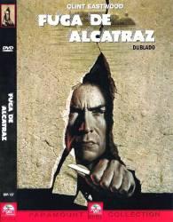 DVD FUGA DE ALCATRAZ - CLINT EASTWOOD - DUBLADO