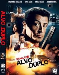 DVD ALVO DUPLO - SYLVESTER STALLONE