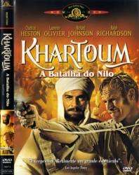 DVD KHARTOUM - A BATALHA DO NILO - CHARLTON HESTON