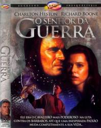 DVD O SENHOR DA GUERRA - CHARLTON HESTON - 1965