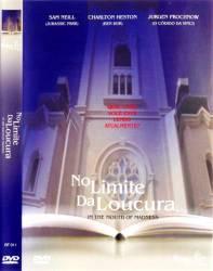 DVD NO LIMITE DA LOUCURA - CHARLTON HESTON - 1995