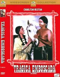 DVD TRAGICA EMBOSCADA - FAROESTE - CHARLTON HESTON