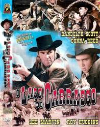DVD O LAÇO DO CARRASCO - RANDOLPH SCOTT  - 1952
