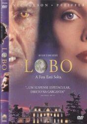 DVD LOBO - JACK NICHOLSON