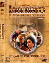 DVD LABIRINTO - A MAGIA DO TEMPO