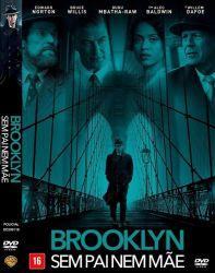 DVD BROOKLYN - SEM PAI NEM MAE - BRUCE WILLIS
