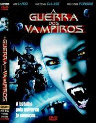 DVD A GUERRA DOS VAMPIROS  - MICHAEL IRONSIDE