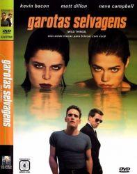 DVD GAROTAS SELVAGENS - KEVIN BACON