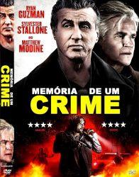DVD MEMORIA DE UM CRIME - SYLVESTER STALLONE