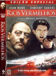 DVD RIOS VERMELHOS - JEAN RENO