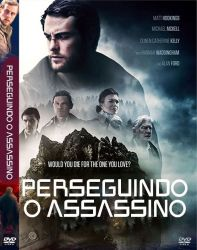 DVD PERSEGUINDO O ASSASSINO - ALAN FORD