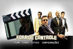 DVD FORA DE CONTROLE - ROBERT DE NIRO