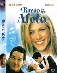 DVD A RAZAO DO MEU AFETO - JENNIFER ANISTON