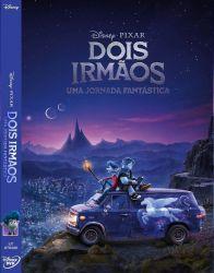 DVD DOIS IRMAOS - UMA JORNADA FANTASTICA