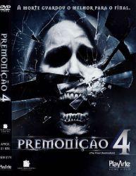 DVD PREMONIÇAO 4