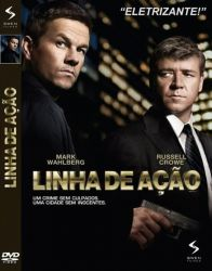 DVD LINHA DE AÇAO - MARK WAHLBERG