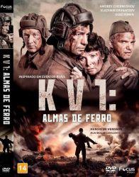 DVD KV1 - ALMAS DE FERRO