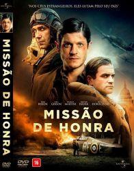 DVD MISSAO DE HONRA