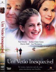 DVD UM VERAO INESQUECIVEL - LEA THOMPSON